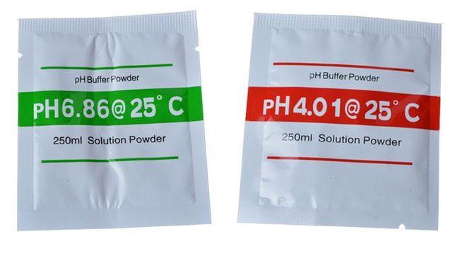 Bufor do kalibracji mierników PH 4,01 6,86