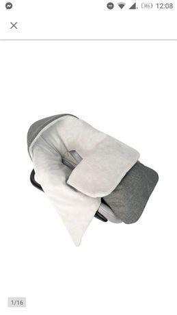 Śpiworek do wózka, nosidełka