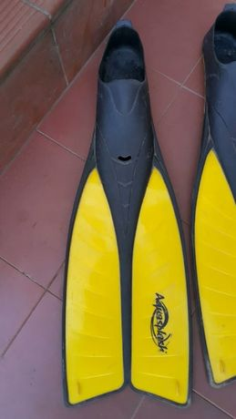 Płetwy kaloszowe