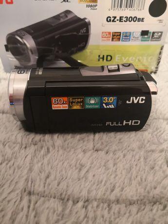 kamera JVC HD Everio GZ-E300BE Full HD