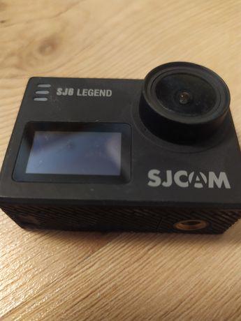 Kamera sportowa sjcam sj6 legend + akcesoria