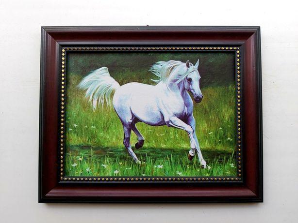 Картина Бегущая лошадь