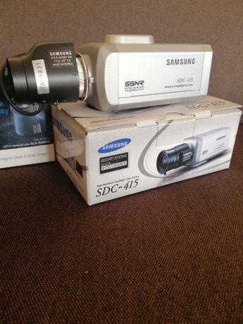 Камера видеонаблюдения samsung SDC-415
