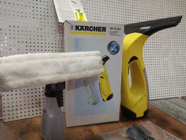 Aspirador a Bateria Karcher WV 50 optimo para o dia dos namorados