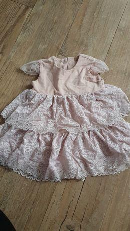 Дитячя сукня святкова 4 шт/ детское праздничное платье на годик