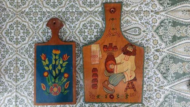 Ozdobne kuchenne deski do do krojenia do powieszenia na ścianie