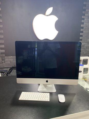 Apple iMac 27 5k 2020 Silver (3.8 8c i7/16gb/500gb/8gb video) МАГАЗИН