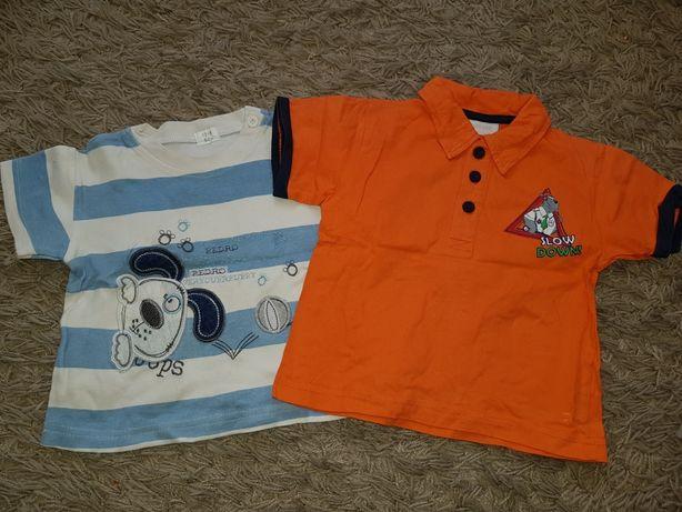 Mega paka ubrań dla chłopca 80 zestaw ubranek