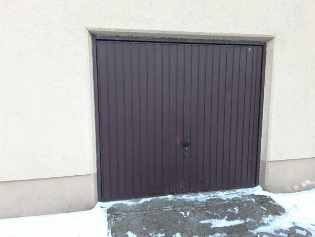 Drzwi garazowe z demontazu