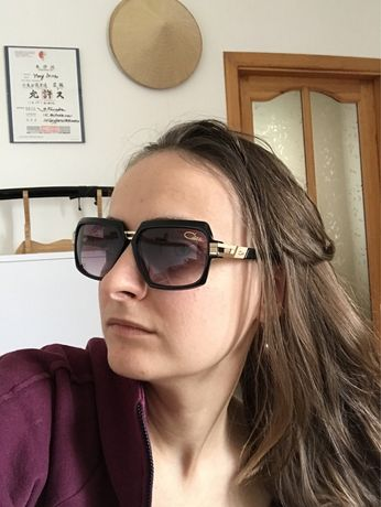 Стильные солнцезащитные очки Cazal (Германия)