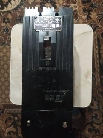 Автомат 3х фазный А3716 160А