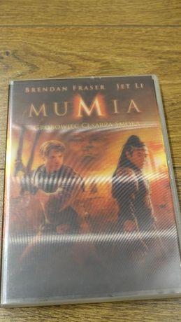 Mumia Grobowiec cesarza smoka , DVD