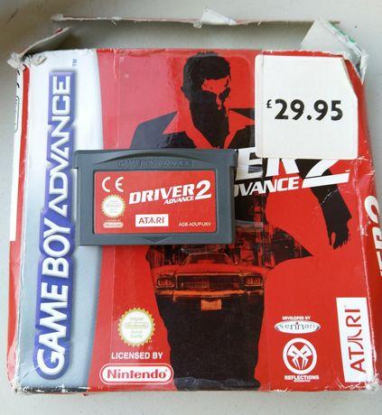 Driver 2 Nintendo game boy advance