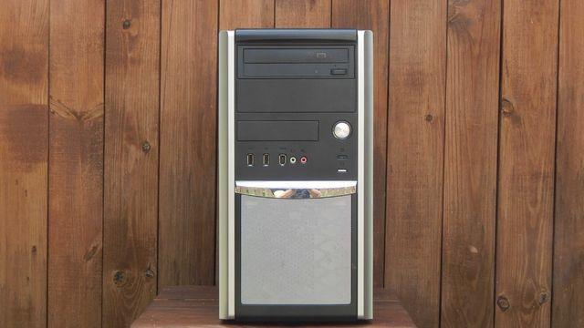 ТОП бюджетный компьютер ПК 1155 (i5 3450, 8gb, 1TB HDD, H77, GT610)