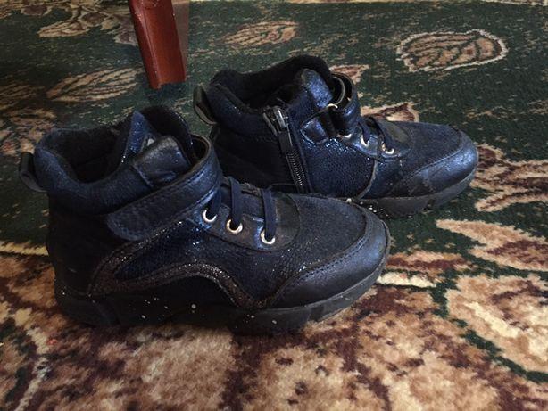 Демісезонні ботінки ботинки демисезон