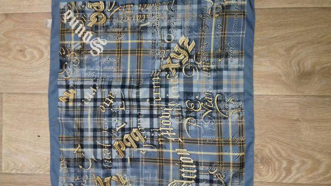 Шикарный платок шейный Италия Франция Диор Dior
