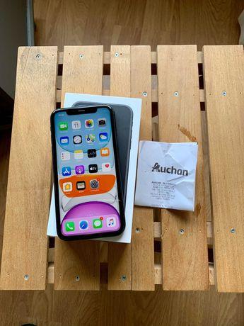 Vendo iPhone 11 128Gb Livre Preto C/Fatura e Garantia