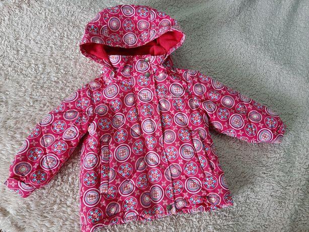 Зимняя куртка для девочки gusti 2/92р.