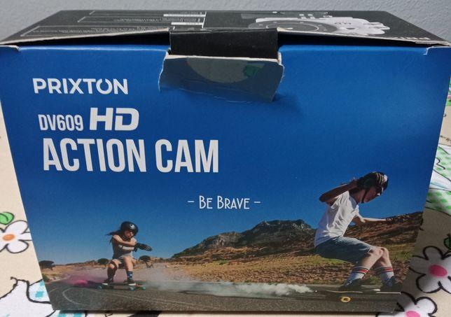 Vendo câmara HD PRIXTON 720P NOVA