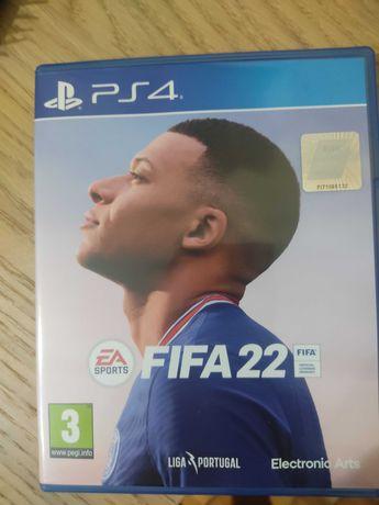 Fifa 22 PS4 usado 1 vez