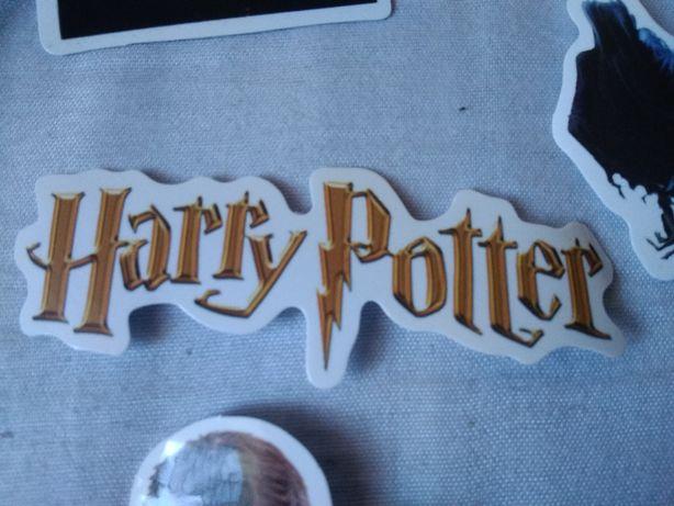 Harry Potter - nalejki 50 sztuk Hogwart