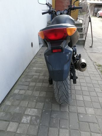 Lampa tył Honda cbf 500, 600, 1000 kierunki