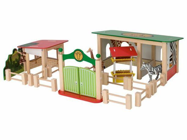 Ігрові набори Play Tive Ферма та Зоопарк
