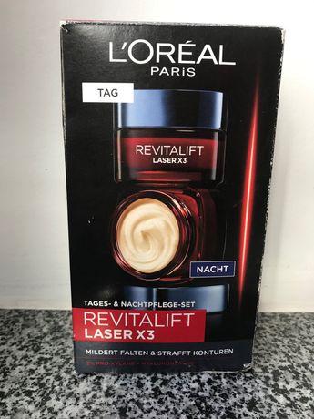 L'Oréal Revitalift набор кремов для лица