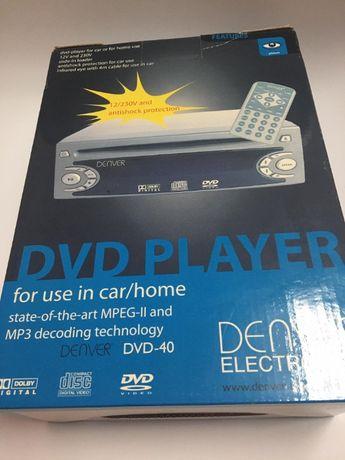 Vende-se DVD para carro