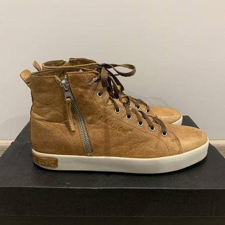 Кожаные утепленные ботинки Blackstone 40 размер Lowa merrell clarks