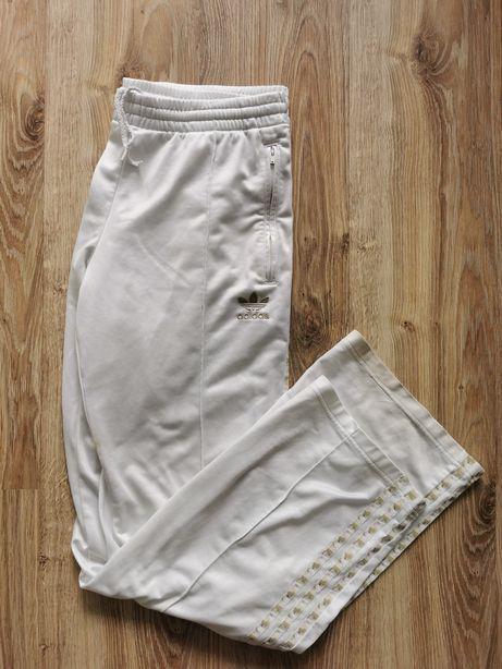 Białe Dresy Adidas