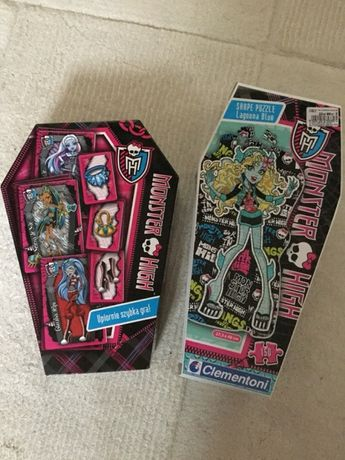 Gry Monster High