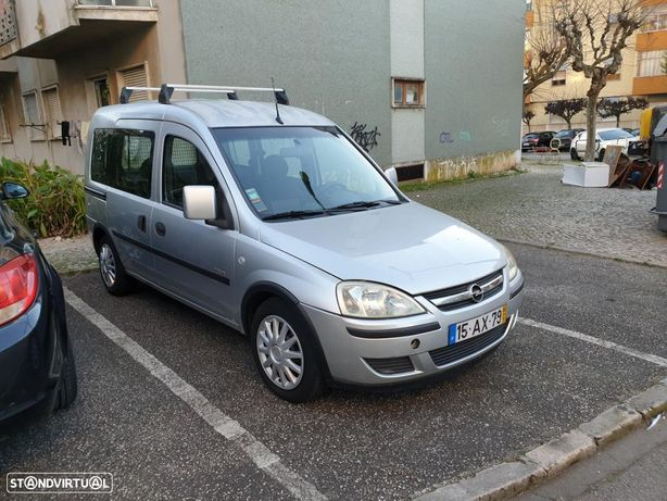 Opel Combo 1.3cc 5 Lugares