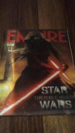 Revista Empire - Star Wars The Force Awakens - Edição especial