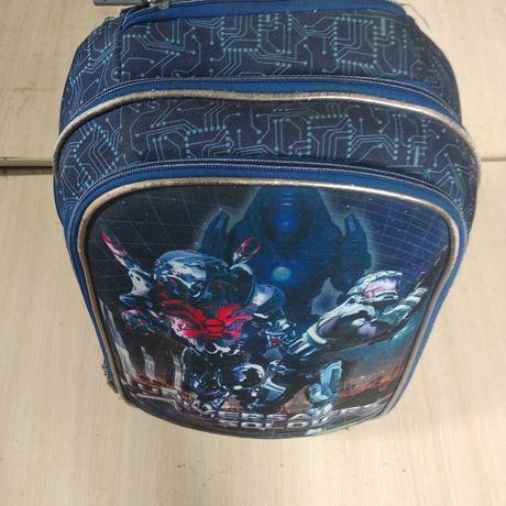 Рюкзак водонепроникний з капюшоном