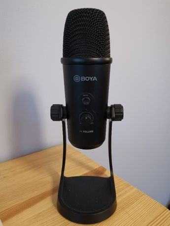 Mikrofon pojemnościowy USB BOYA BY-PM700