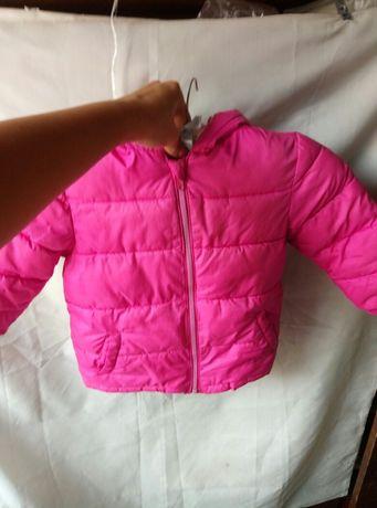 куртка курточка осень весна 2-3 92 98 104