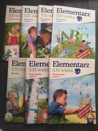 Pakiet 1 klasa Elementarz XXI wieku
