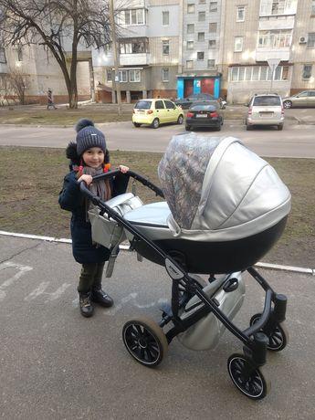 Коляска anex sport 2 в 1, анекс спорт, коляска для новорожденных