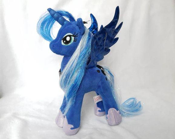 My Little Pony Księżniczka Luna maskotka TY kucyk 24cm do czesania