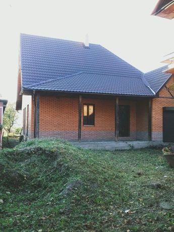 5 кімнатний мансардний житловий будинок з гаражем / хата / дім / дом