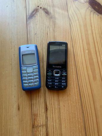 Nokia 1112/6700 (обе нокии по 300)