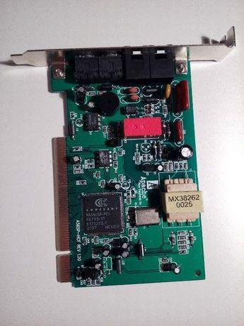 Modem sound card combo Apache A56SP-HCF