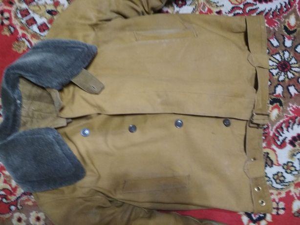 Бушлат і штани танкові,для зимової рибалки або охоти