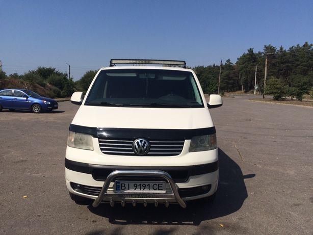Volkswagen T 5 4 MOTION.