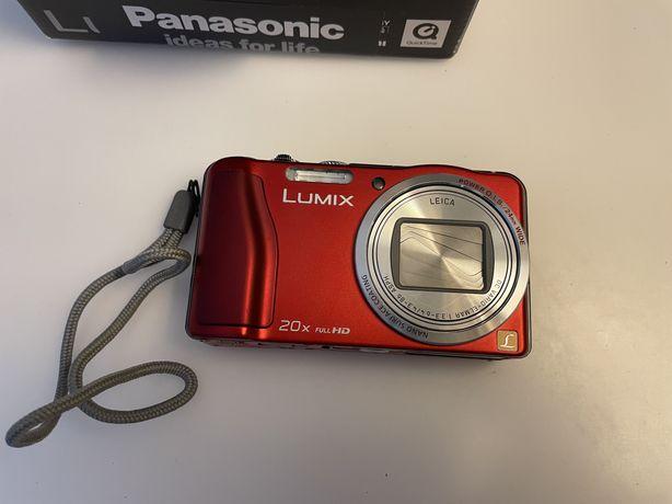 Máquina fotografica Panasonic/ Lumix lente leica