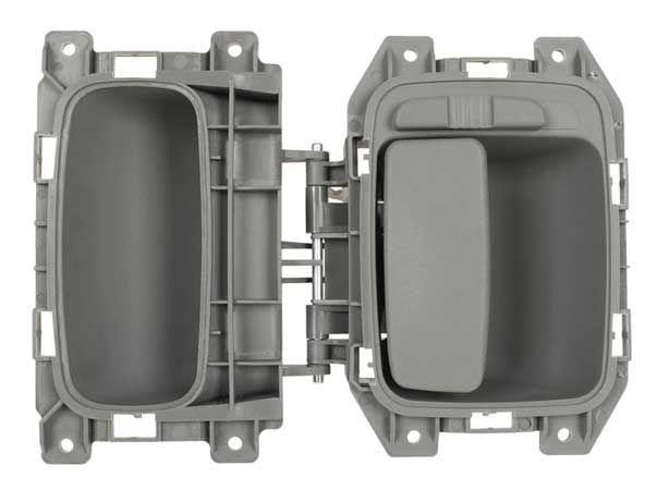 Pega Puxador Interior Porta Traseira - Mercedes Sprinter 906 (NOVO)