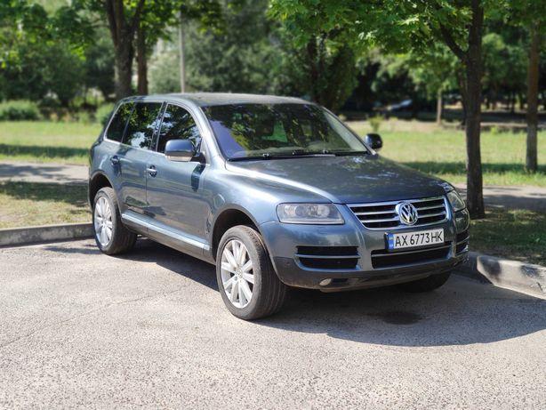 Продам Touareg 2.5 дизель. 2006 г.