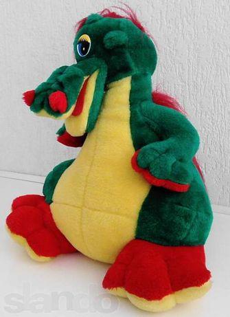 Мягкая игрушка Дракон (высота 55 см)