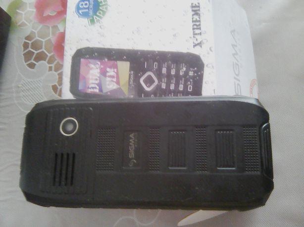 Продам телефон SIGMA X-TREME IO67
